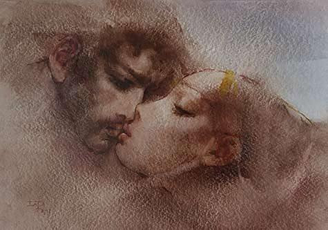 The Kiss, Lyuben Pashkulski