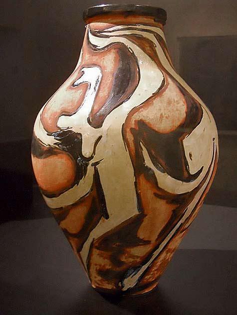 Pablo Picasso Madoura vase