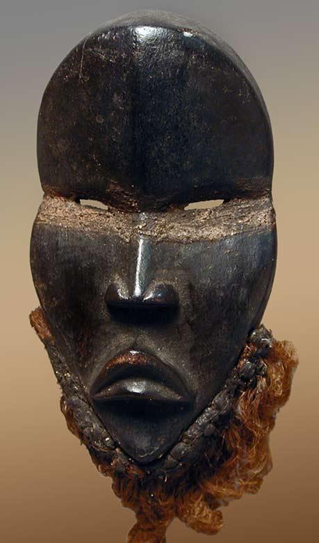 Mini Dan African_artifact_wood_black_face_mask_cote_i__voire_liberia