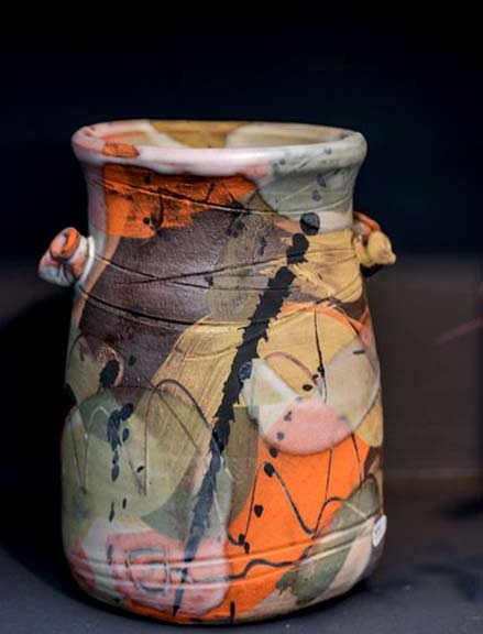 Francoise Nugier--ceramic-vase