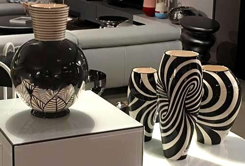Rometti vases 2017