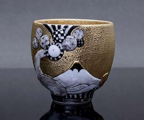 Aki-Takahashi---Kanai-Cup-Hokusai - Mount Fuji image