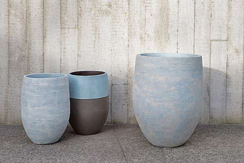 Atelier-Vierkant-robbed planters