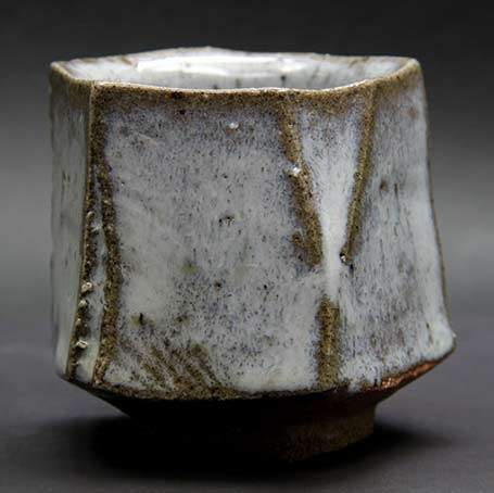 Hitoshi Hiraoka footed tea cup