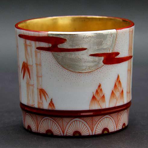 Moonlit tea cup-Yoshimura Mariko