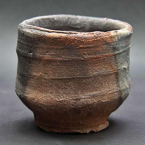 Reiji Omori footed tea cup
