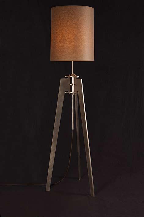 Sun-valley bronze Otto floor lamp