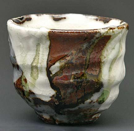 Takuma Murakoshi ceramic tea cup