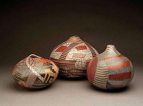 Les-Namingha ceramic pots