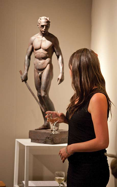 SOFA Chicago figure-sculpture