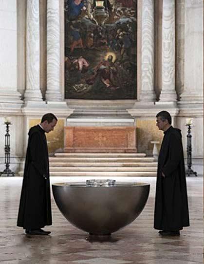 Benedictine-Monks-Contemplate-perspective---John-Pawson