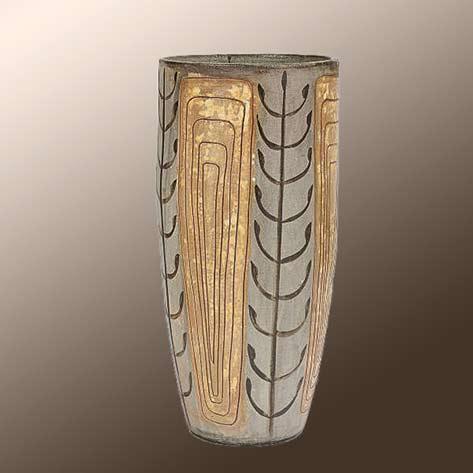 Alexandre Kostanda Vallauris vintage vase