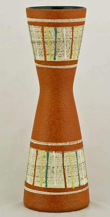 Mid Century Carstens-Tönnieshof waisted vase