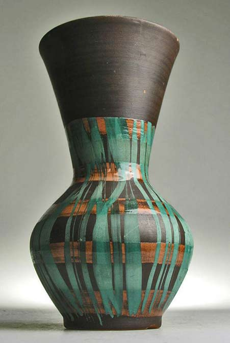 Carstens-West-German-Pottery vase