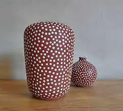 Danish Vase Zeuthen Keramik