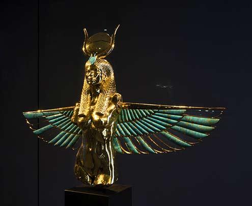 Dea-Alata with jade insert wings - Damien Hirst -- Mauro-Eugenio-Atzei--f;ickr