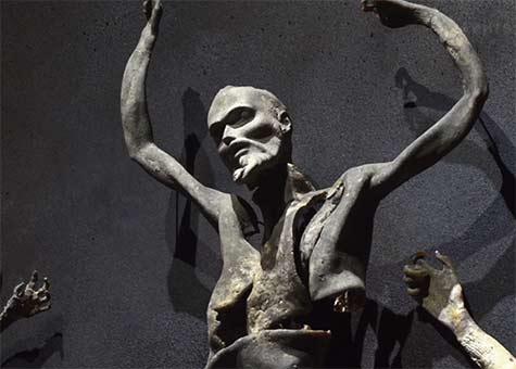 Roberto Cuoghi Imitation-Of-Christ--57th-Venice-Biennial