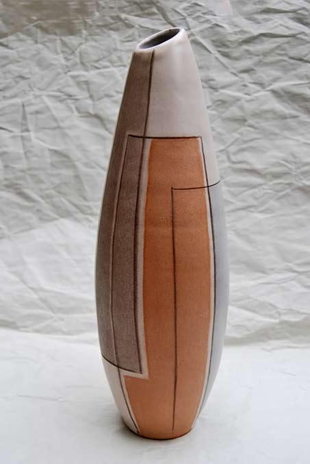 Krösselbach-vase-(westgpottery)