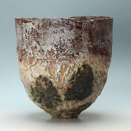Large conical bowl---Rachel-Wood-Gallery