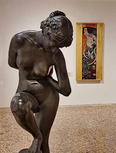 Max Klinger and Gustav Klimt