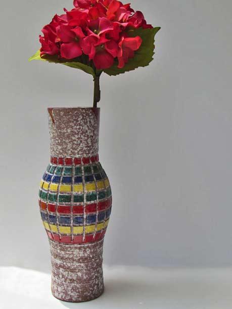 Sixties Italian vase