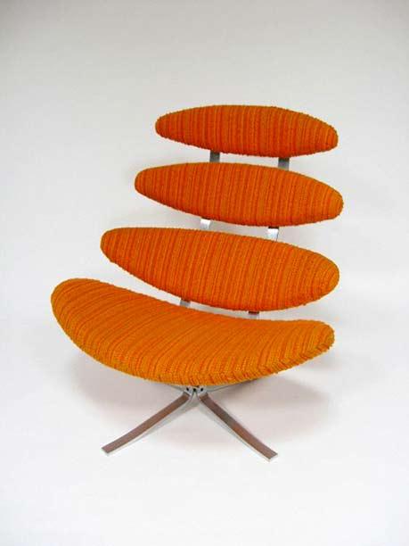 Poul-Volthersu-orangr-segmented-seat
