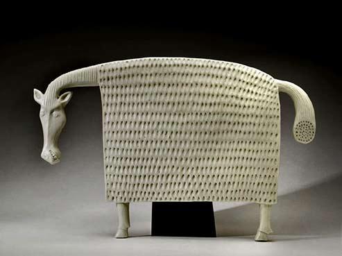 Stig-Lindberg-(Swedish-1916-1982),-Glaze-decorated-Stoneware