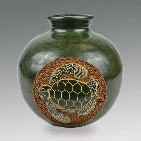 Indigenous Ethnic Potteries Maghreb And Central America