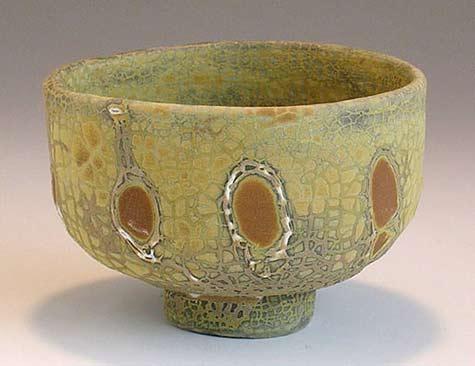 Rachel-Wood pottery bowl