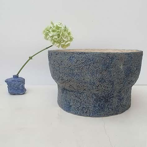 coupe-bleue-2-Marianne Abergel French ceramics