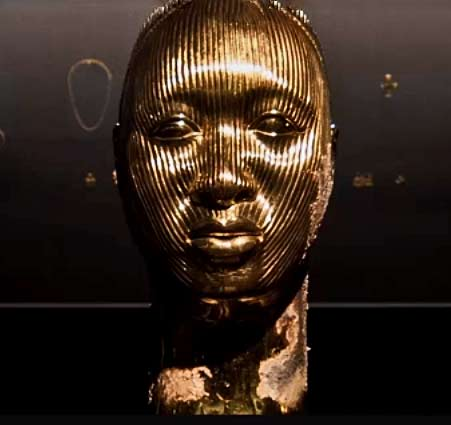 damien-hirst-treasures-from-the-wreck-unbelievable - bronze head