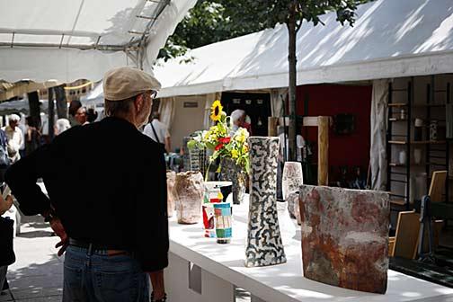 Les Journées de la Céramique - Paris ceramic exhibition