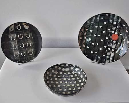 Maya Micenmacher-ceramic-plates