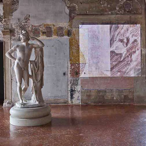 2015 Proportio exhibibition at Palazzo Fortuny