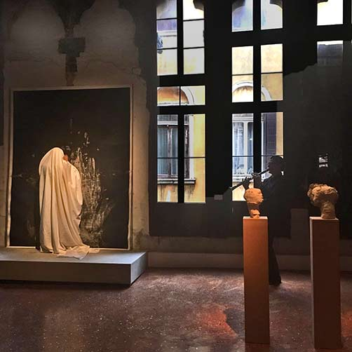 Fiona-Kearney Quivering,-timeless-beauty-@PalazzoFortuny-Intuition-exhibition