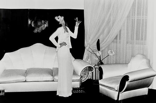 Helmut Newton, Australian, 1920 - 2004 At Karl Lagerfeld's Paris 1974