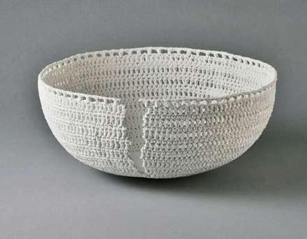 Laura-Strasser-fabric texture ceramic-dish