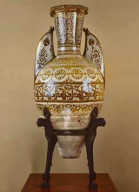 Alhembra Vaso_Fortuny3_Hermitage Museum