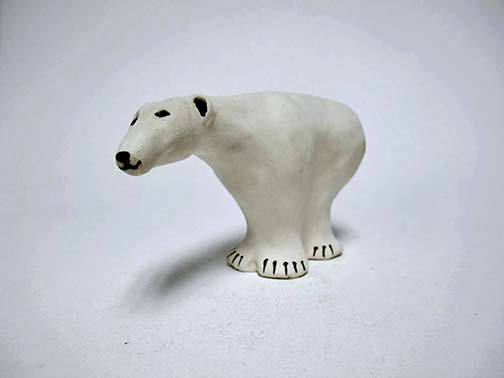 White Polar-Bear,Ceramic-Koi-Joy---etsy