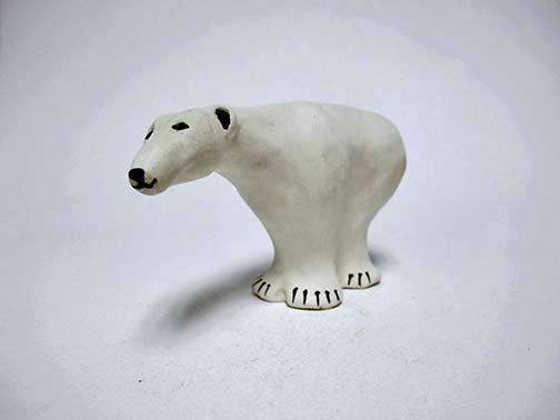 White Polar-Bear,Ceramic-Koi-Joy---etsy