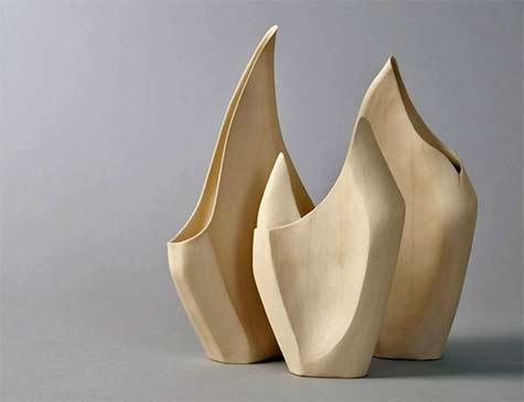 Saisho---In-Deconstruction---Ceramic-Sculpture-Sculpture-by-Beverly-Morrison