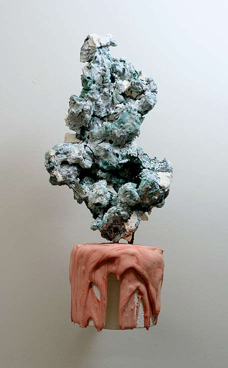 Scholar-Rock-9 sculpture - Stephen Lashinski