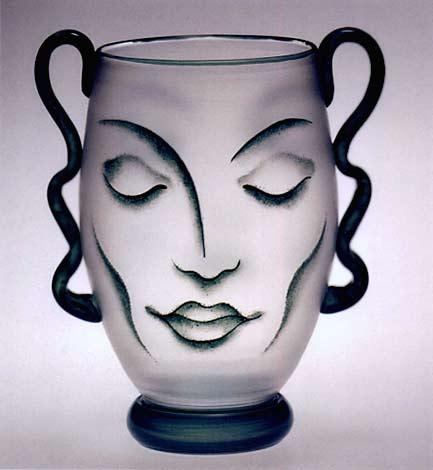 Vicke-Linstrand-face-motif-vase
