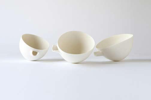Ryota Aoki-Katakuchi-S,M,L-porcelain