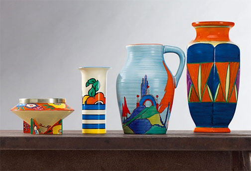 Clarice-Cliff--art deco ceramics