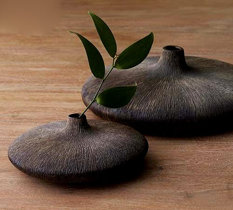 Lamella-Vases