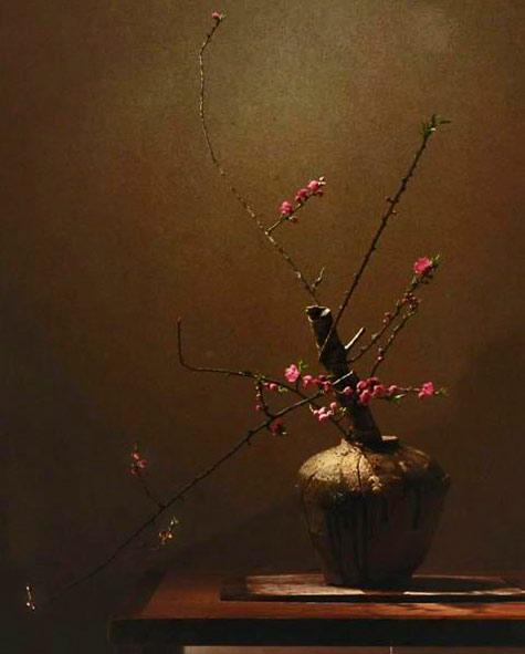 Toshiro Kawase - ikebana Japan