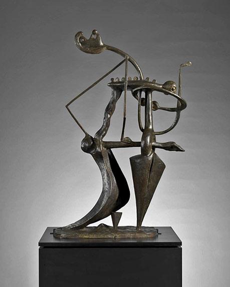 Ecstasy-(Extase)---Andre-Masson-1938