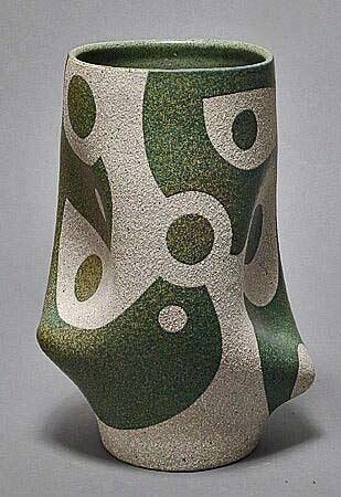 Gustavo Perez-abstract.vase