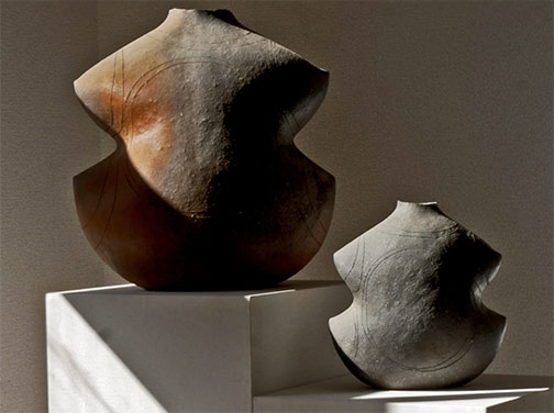 Yasuhisa Kohyama ceramic sculptures